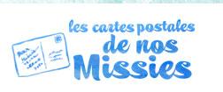 les cartes postales de nos Missies